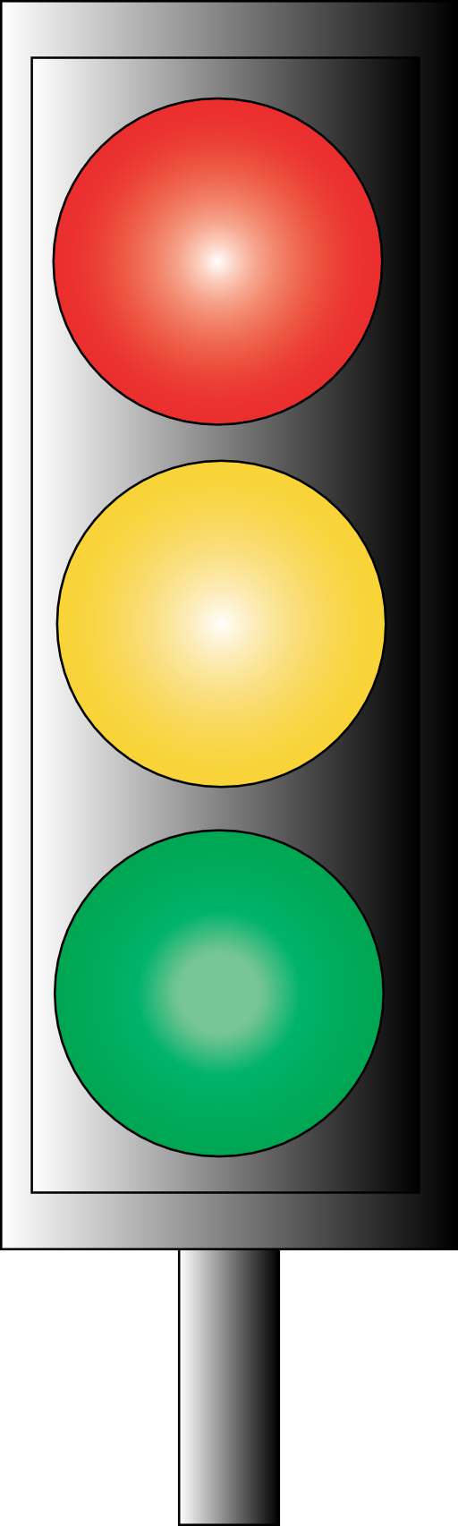 Traffic clipart animated Light image  Download Stoplight