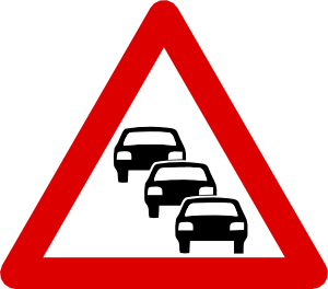 Traffic clipart art #6
