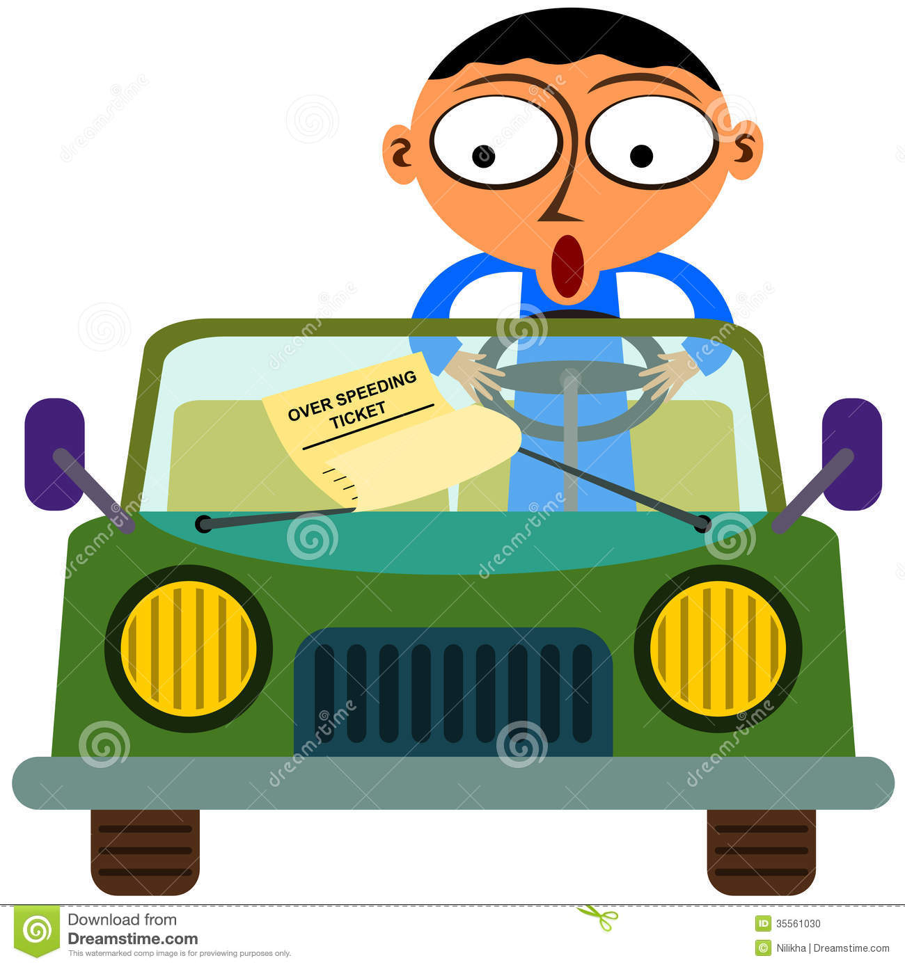 Traffic clipart cartoon Clipart Illustrations Stock fine Traffic