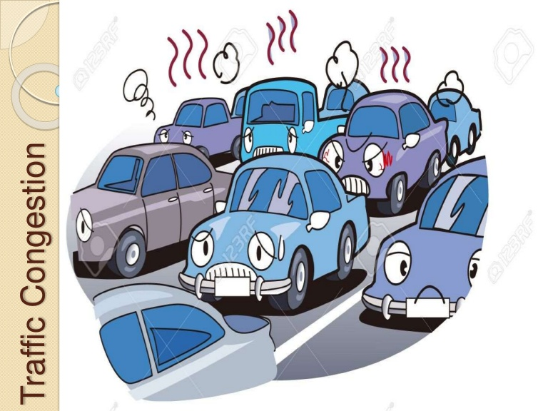Traffic clipart chaos #9