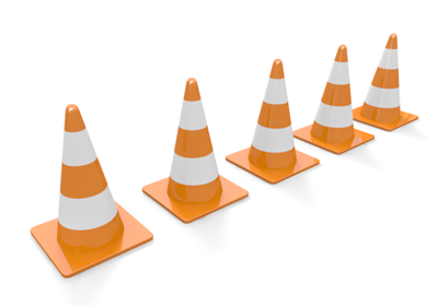 Traffic clipart control #15