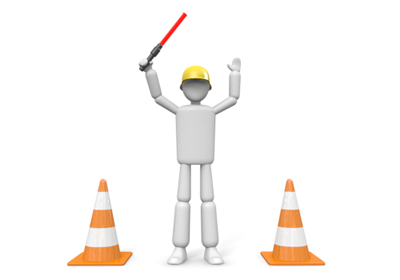 Traffic clipart control #9
