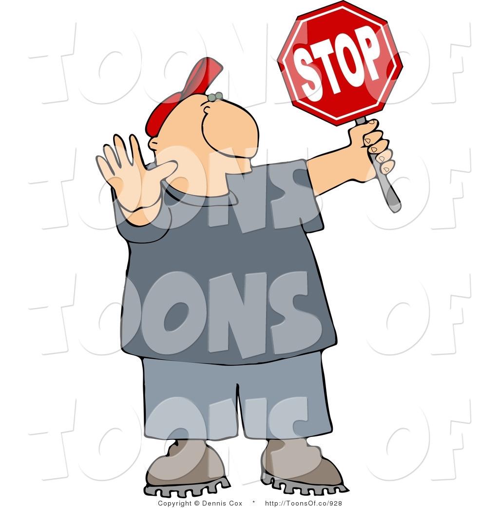 Traffic clipart cross street Gestures Free Royalty Cross Pedestrian