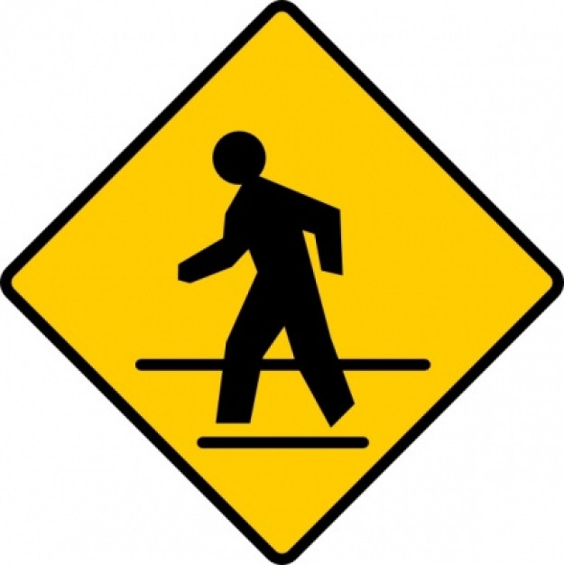 Traffic clipart crosswalk Crosswalk ClipArt  on Free