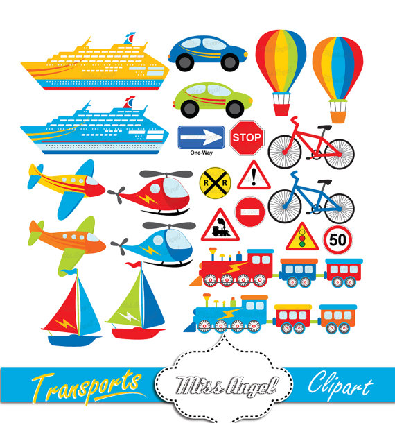 Traffic clipart cute Signs 24 Cute Digital car