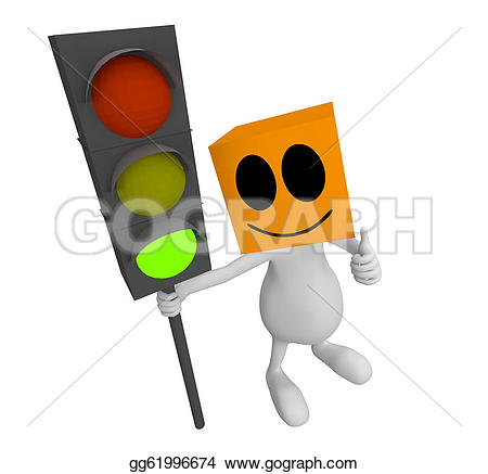 Traffic clipart cute Hand little and  cute