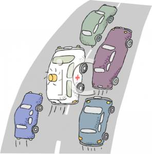 Traffic clipart freeway Clipart Traffic Freeway In Picture