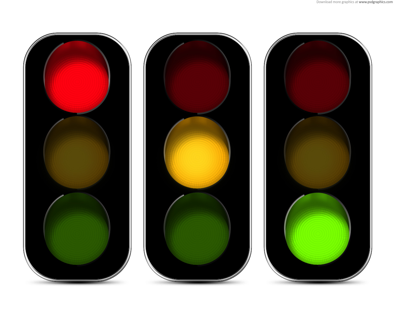 Traffic clipart green light Light Green Green Light Light/