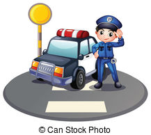 Traffic clipart inforcer Illustrations A EPS and light
