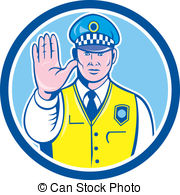 Traffic clipart inforcer Traffic Traffic Stop Clipart and