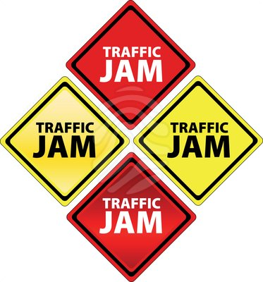 Traffic clipart jammed Panda Free 20clipart Images Clipart