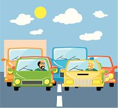 Traffic clipart jammed Jams Traffic 139 Background; Clip
