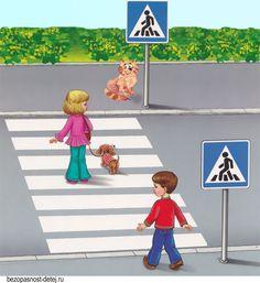 Traffic clipart kid #4