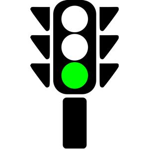 Traffic Light clipart amber Green semaphore gif light Traffic