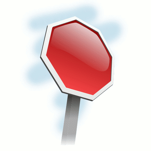Traffic clipart limitation #4
