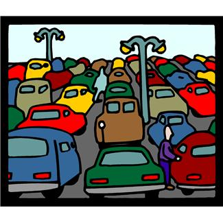 Traffic clipart parked car Art  Download Free Art