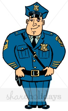 Traffic clipart pulis Policeman cliparts Man Clipart Police