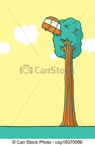 Traffic clipart reckless driving Reckless Reckless driving and tree