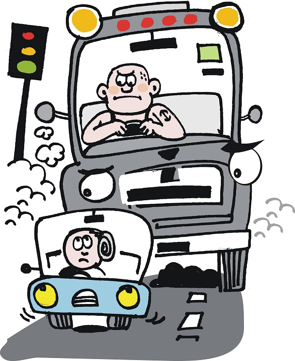 Traffic clipart reckless driving Reckless by Driving Defined Law
