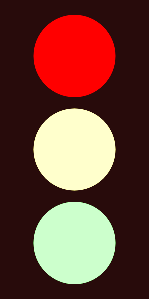 Traffic clipart red light Light collection Red Traffic Clip