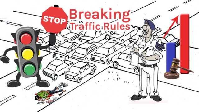 Traffic clipart rule law Traffic Rules By Image Violations: