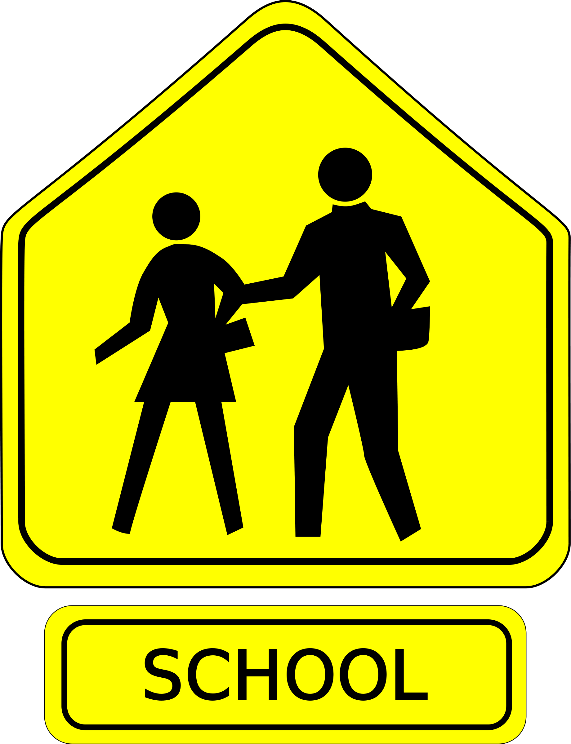 Traffic clipart school traffic Images Clipart Traffic Clipart Sign