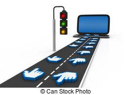 Traffic clipart school traffic #7