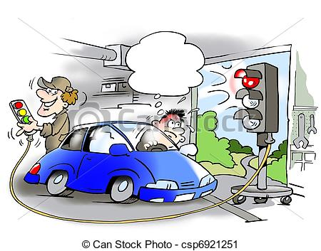 Traffic clipart traffic car Art Images Clipart Clipart Traffic