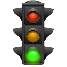 Traffic clipart traffic light Clipart traffic light light Red