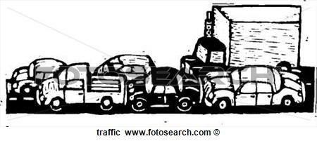 Traffic clipart traffic scene Free Clipart Clip Panda Images