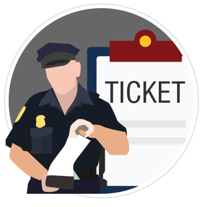 Traffic clipart traffic ticket Are Car Expensive Traffic Car