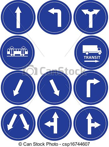 Traffic clipart transit Clipart Vector  Vector and