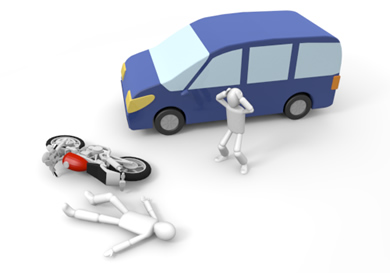 Traffic clipart truck accident #7