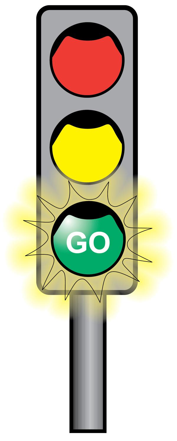 Traffic clipart uses light Art Clip Go Download Art
