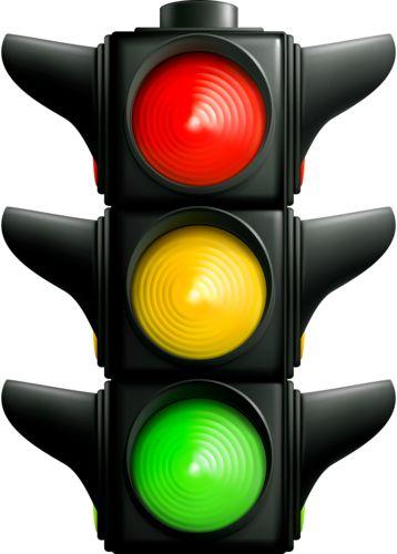Traffic clipart uses light On best images Pinterest Traffic