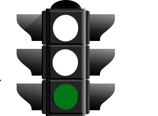 Traffic Light clipart green On Clip Light clip clip