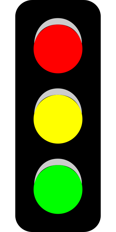 Traffic Light clipart intersection Stop clipart clipart objects image