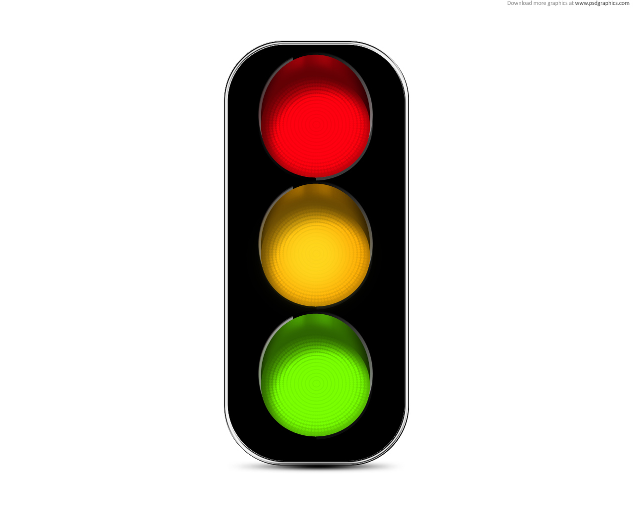 Traffic Light clipart light source Traffic Template Clip PSDGraphics Clip