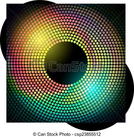 Traffic Light clipart disco Vector Vector Vector colorful Clip