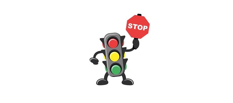 Traffic Light clipart indian First lights get Indian Delhi