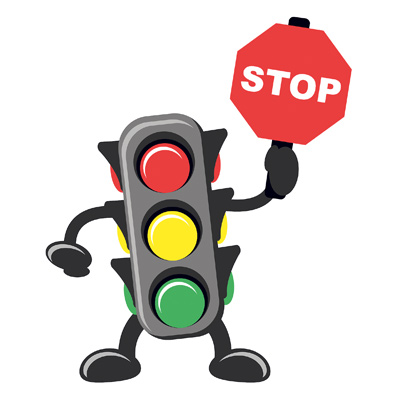 Traffic Light clipart indian To the News India smart
