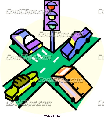Traffic Light clipart intersection Intersection%20clipart Clipart Clipart Free 20clipart