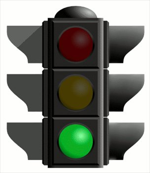 Traffic Light clipart powerpoint Green Free and Traffic Clipart