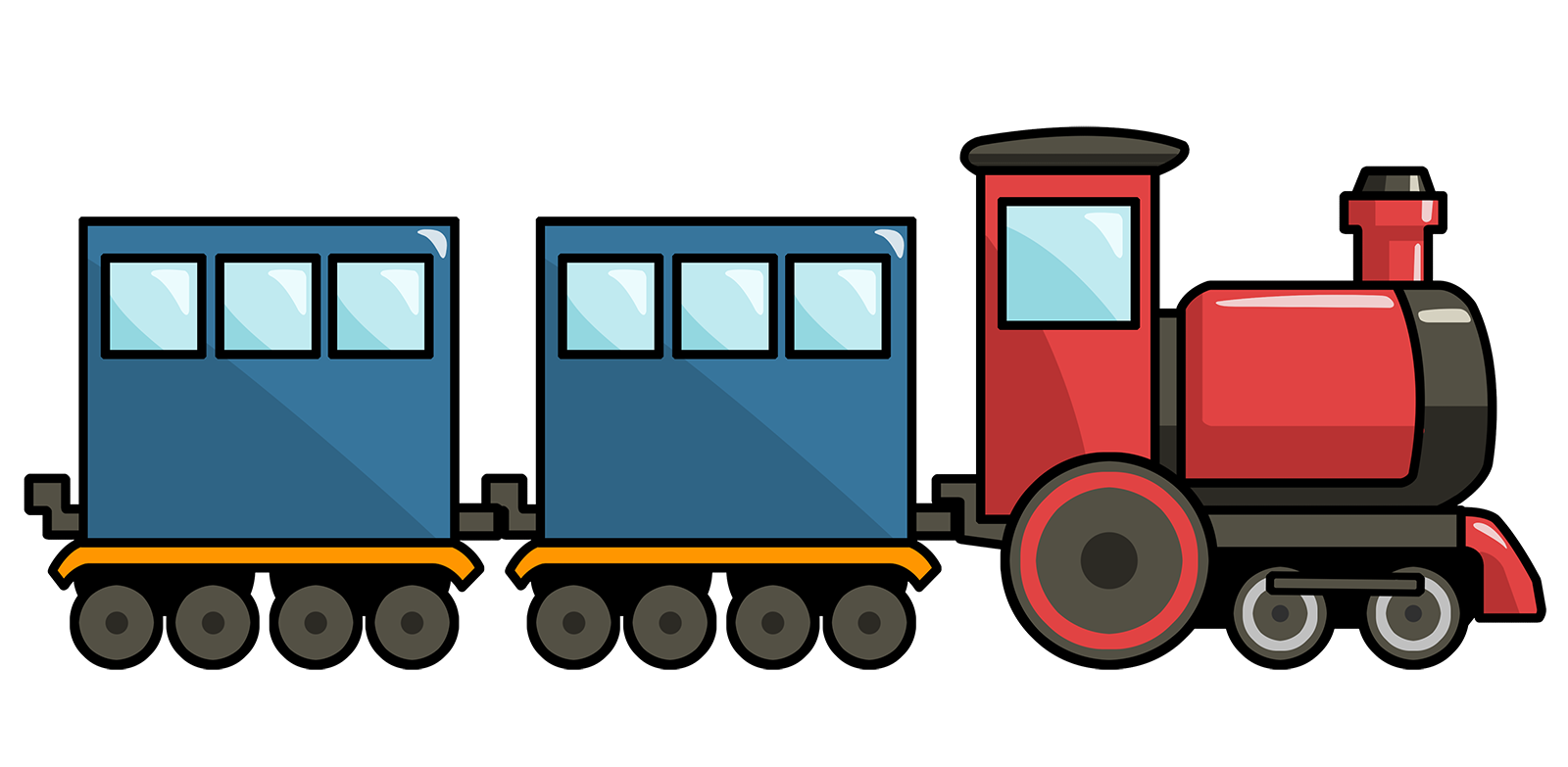 Train clipart Train Art Art Clip Clip