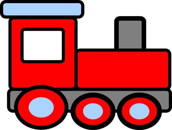 Train clipart #13