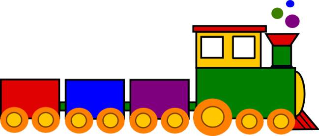 Train clipart Clip art the Cliparting Thomas