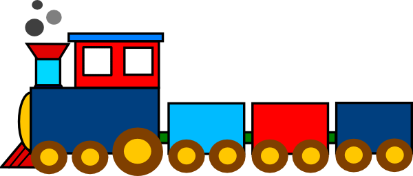 Train clipart Use Clipartix free Train Pictures