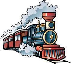 Train clipart #5