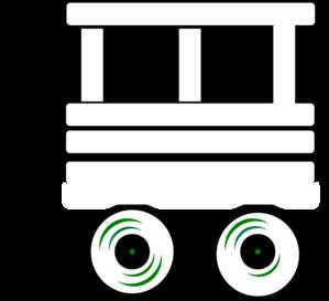 Train clipart template #9