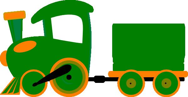 Train clipart template #10